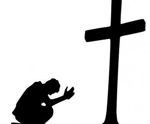 Cruz, oração